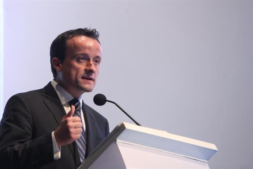 Mikel Arriola, candidato del oficialista PRI al gobierno de la Ciudad de México. EFE/Archivo