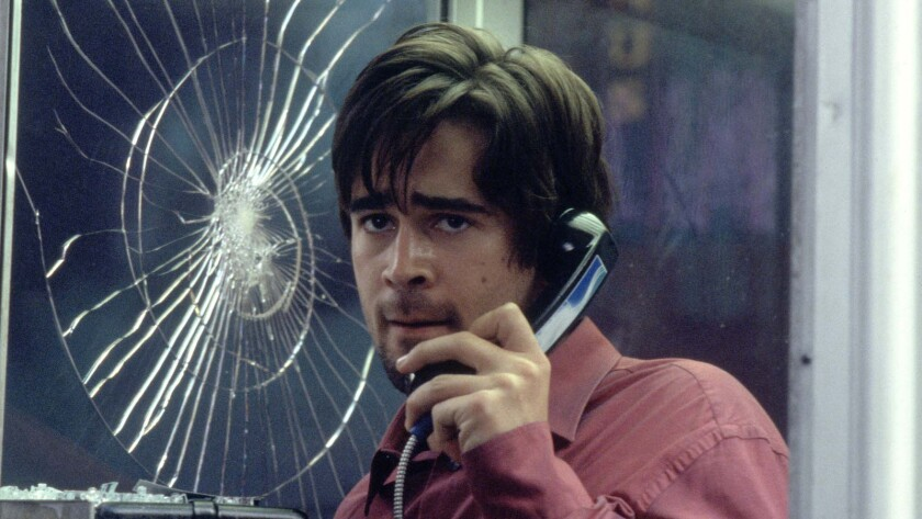 'Phone Booth' rings up $15 million debut