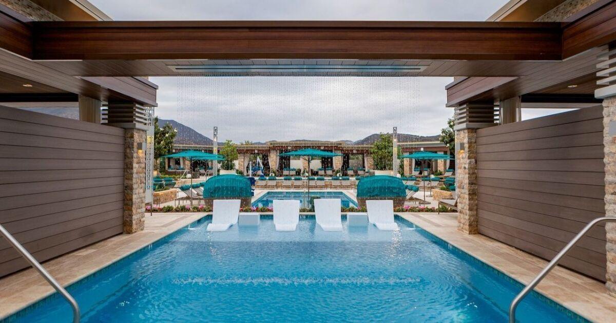 Pala Opens New Pool Complex Kicking Off Summer Casino Resort Season The San Diego Union Tribune