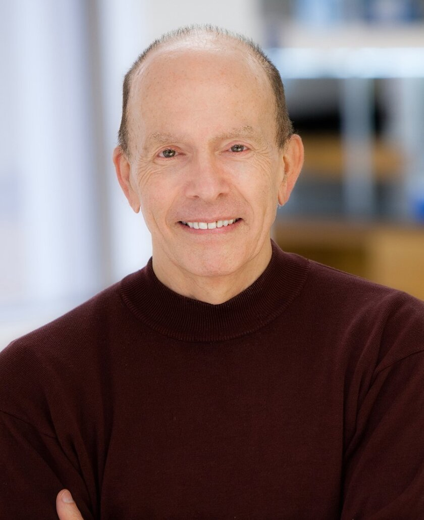 Paul Schimmel is a professor and member of the Skaggs Institute for Chemical Biology at the Scripps Research Institute.