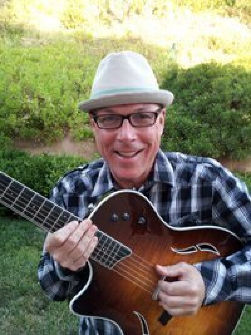 Village Church Contemporary Band leader Duey Neal.