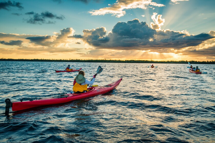 Cuba Unbound offers a tour that takes you to Cuba's eastern end to hike, kayak and bicycle.