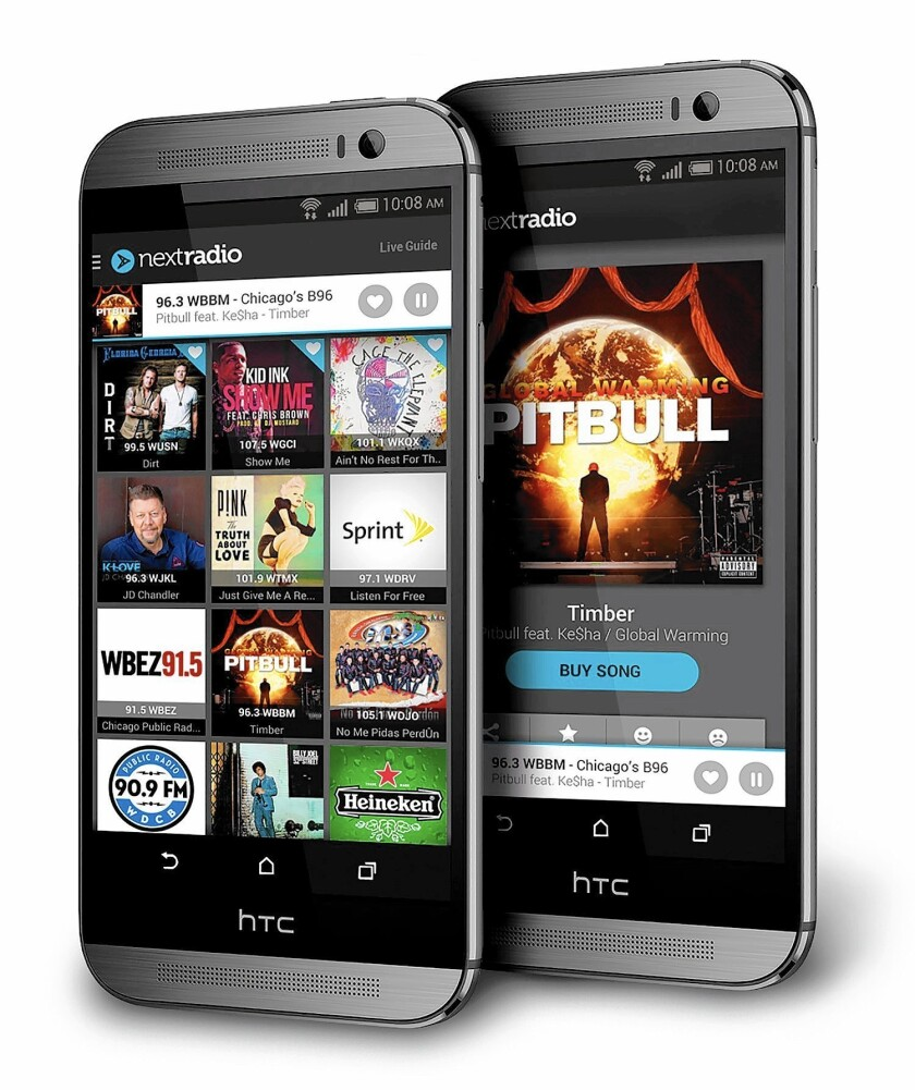 Can NextRadio app help make radio relevant for a digital audience