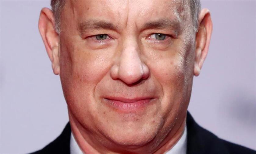 """Disney se encuentra en negociaciones con Tom Hanks para que el actor interprete a Geppetto en la nueva versión que prepara del clásico infantil """"Pinocchio"""", informó hoy el medio especializado Collider. EFE/ARCHIVO"""