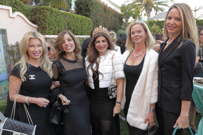 Valerie Robbins, Loretta Levi, Marjan Daneshmand, Lisa Arnold, Susanne Rohrbaugh