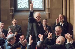 'Darkest Hour' review by Kenneth Turan