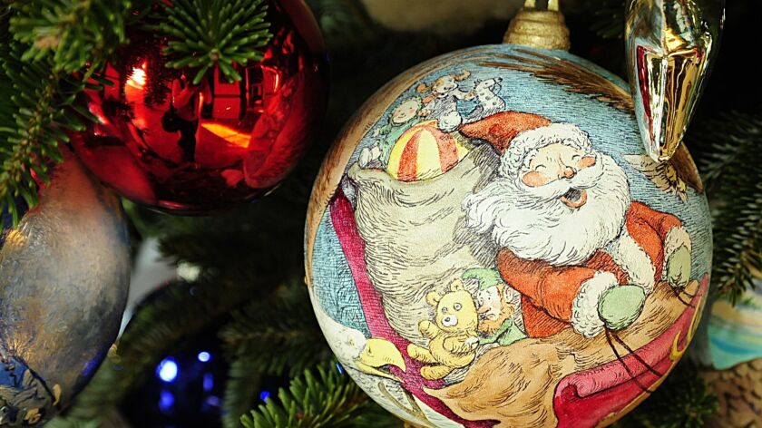 Do you have a holiday ornament or heirloom that has been part of your family for generations? If you'd like to share the story behind your heirloom, contact us.