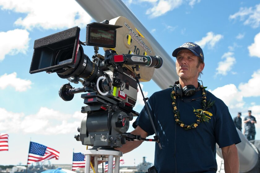"""Battleship"" director Peter Berg"