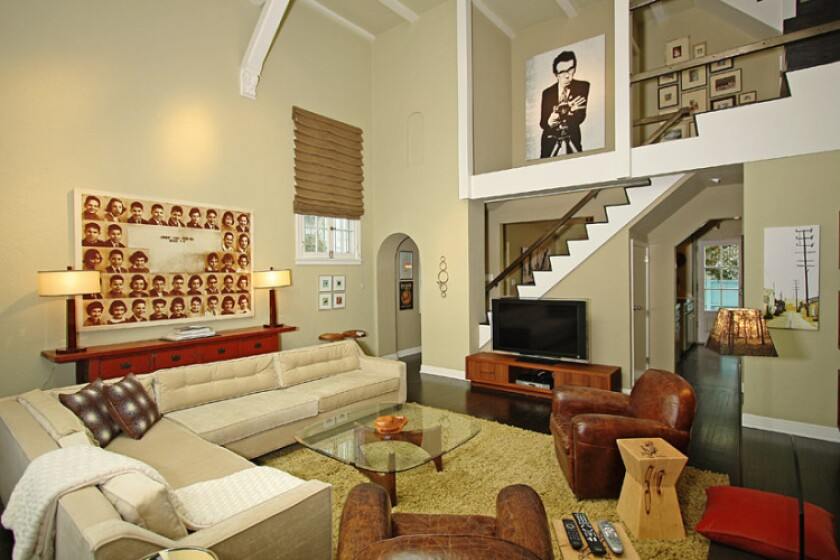Hot Property: Writer's bungalow