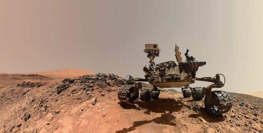 Pale Blue Dot, 2 Mars