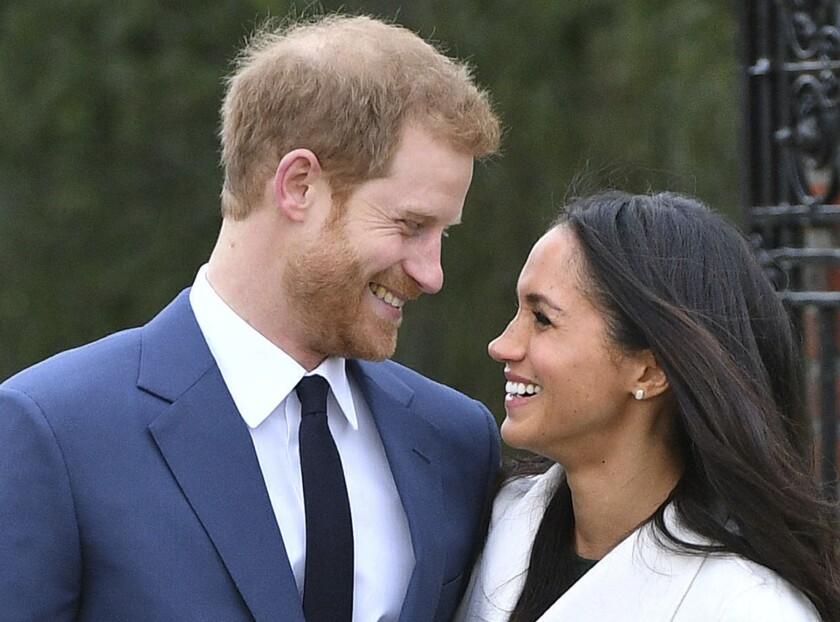 Britain's Prince Harry and actress Meghan Markle will tie the knot this weekend in a high-profile ceremony expected to be watched around the world.