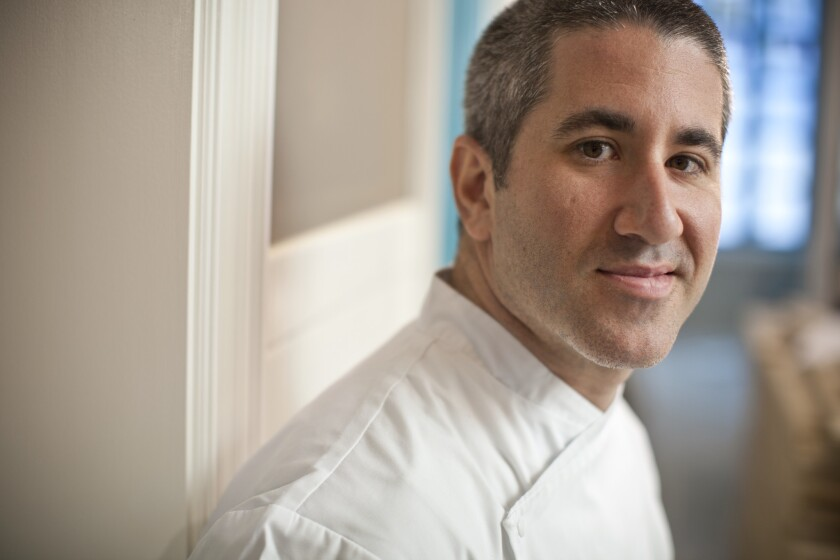 "Chef Michael Solomonov has a new cookbook, ""Zahav, A World of Israeli Cooking,"" that recently came out."