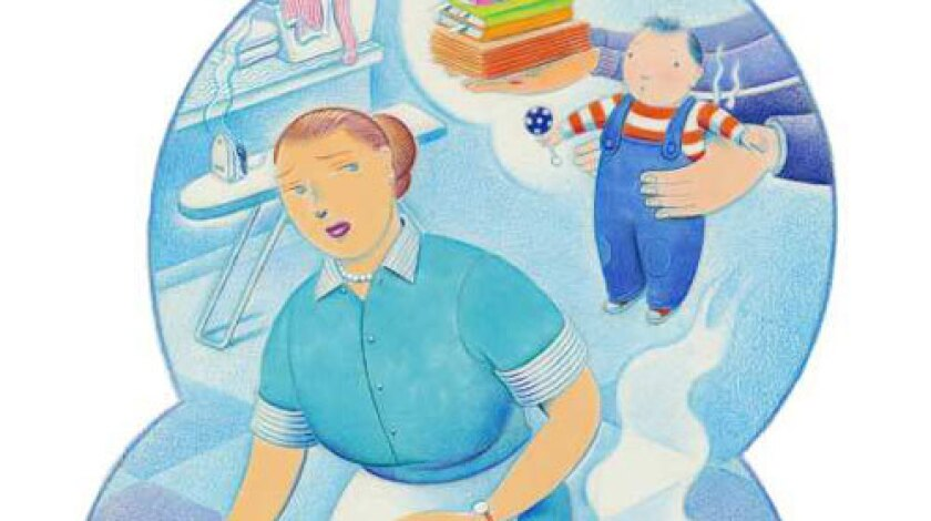 The changing roles of nannies