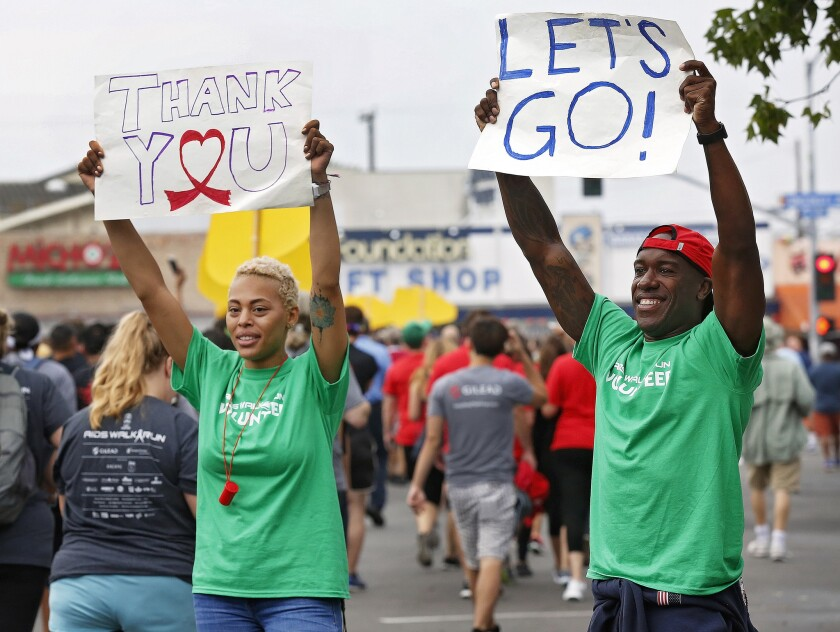 AIDS Walk/Run