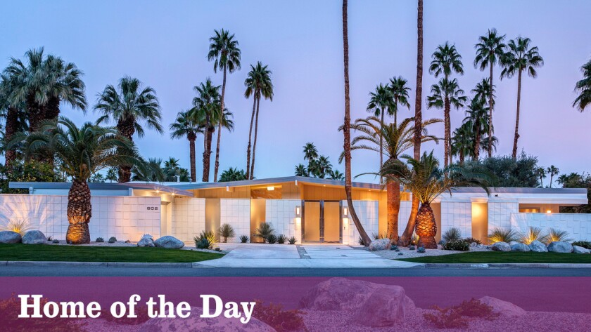 Home of the Day   Palm Springs