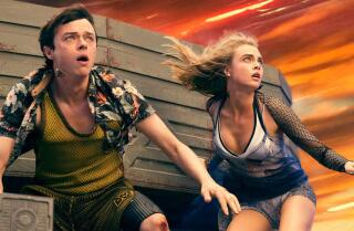 'Valerian and the City of a Thousand Planets' movie review by Justin Chang