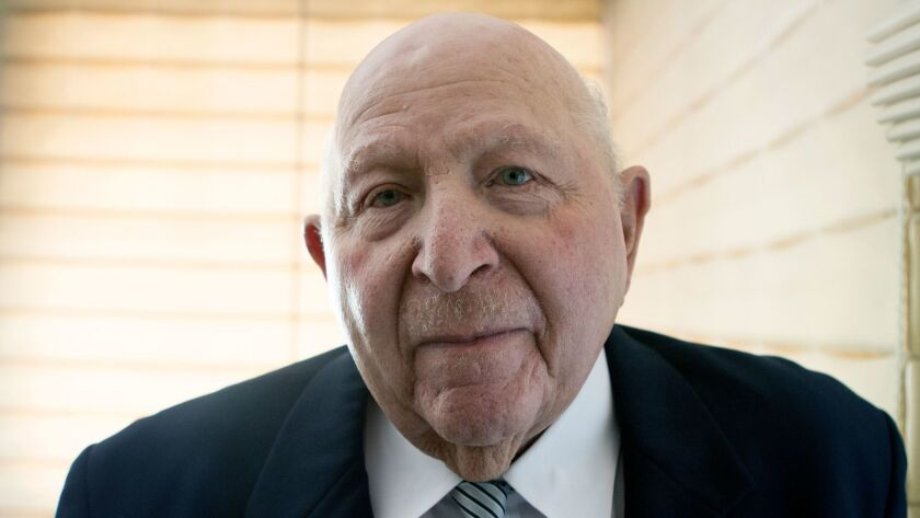 David Wilstein, founder of Realtech Construction Co., died Sunday at 89.