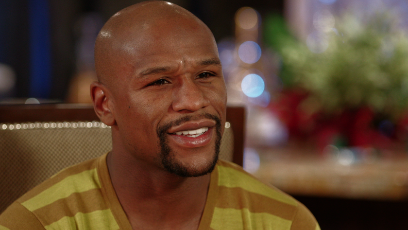Floyd Mayweather Jr. says he plans to retire after his fight with Andre Berto on Sept. 12. If he wins, Mayweather will match the late Rocky Marciano's 49-0 career record.