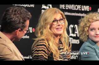 Connie Britton reveals what drew her to 'Dirty John'