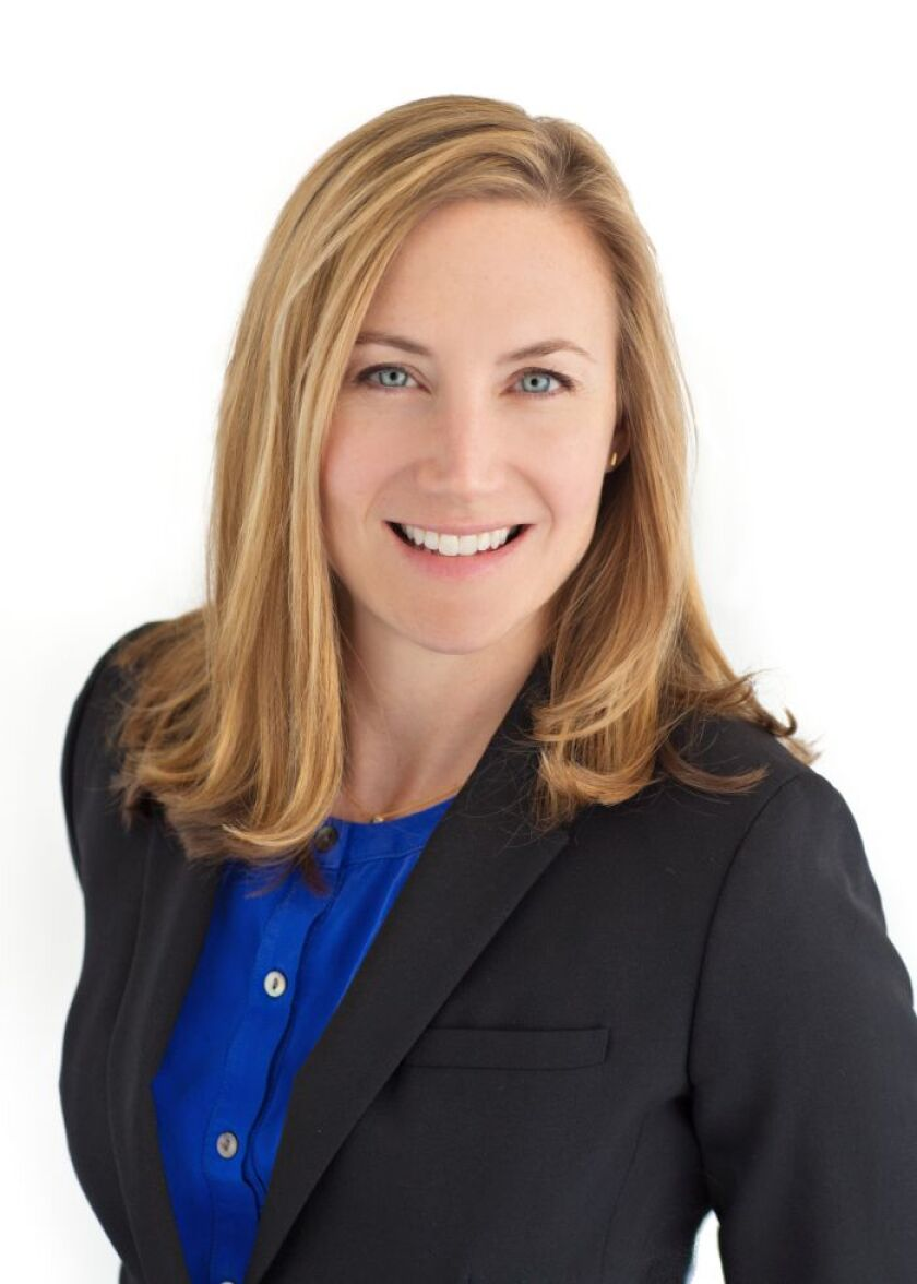 Tina Friend is the new city manager of Coronado on July 20, 2021.