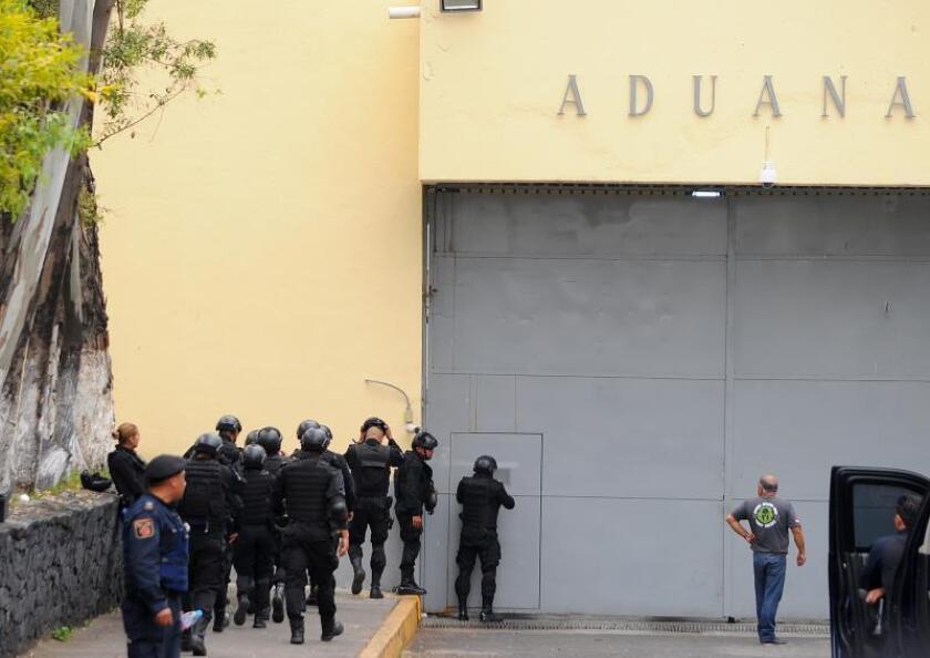 Riña en un reclusorio en la Ciudad de México deja un muerto y dos heridos