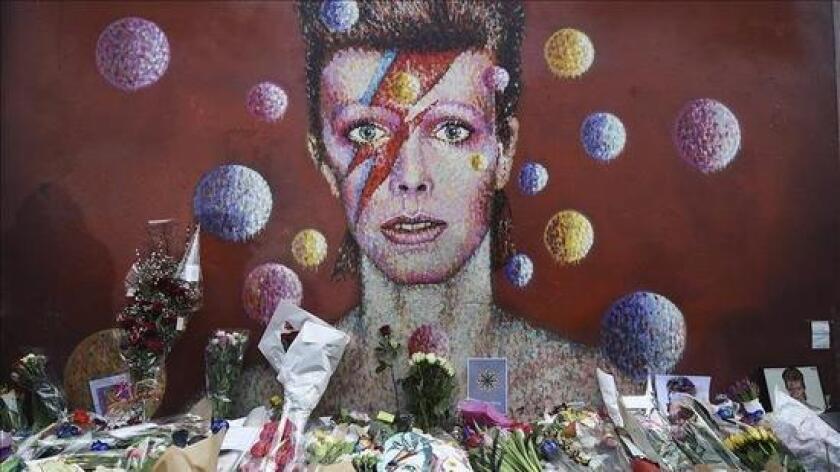 David Bowie. (Courtesy photo)