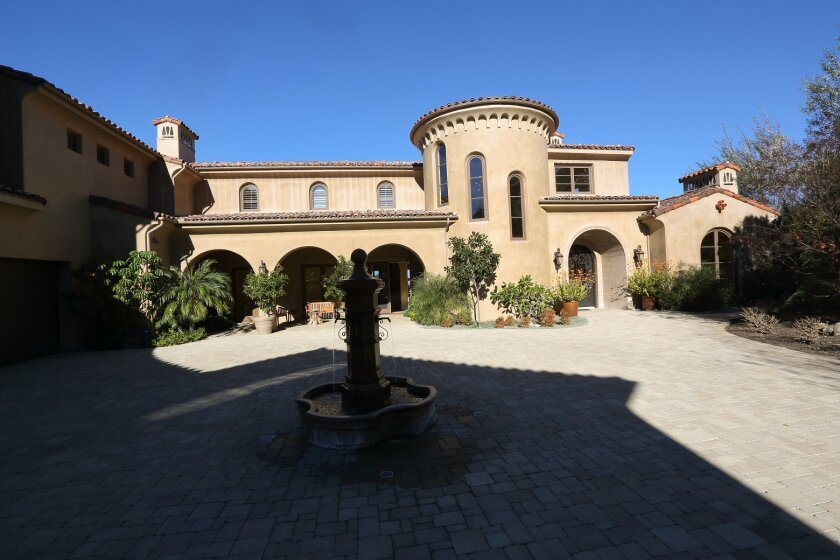 This 'dream home' in Rancho Santa Fe will be raffled to support Ronald McDonald House. At 65,000 square feet, it's the largest home the charity has ever featured.