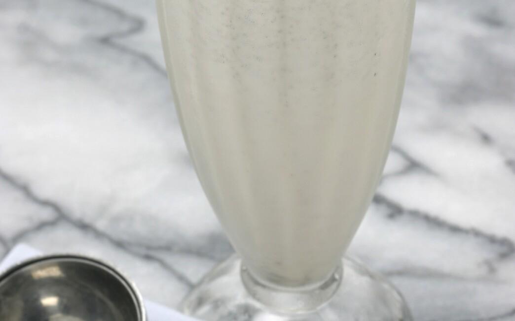 Pazzo Gelato's cinnamon milkshakes