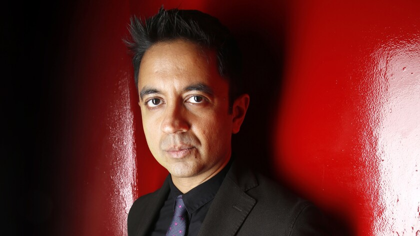 Ojai Music Festival artistic director Vijay Iyer.