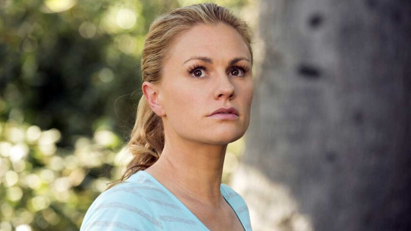 """Anna Paquin in """"True Blood"""" on HBO."""