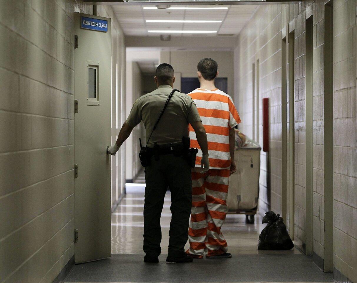 California's jail deaths