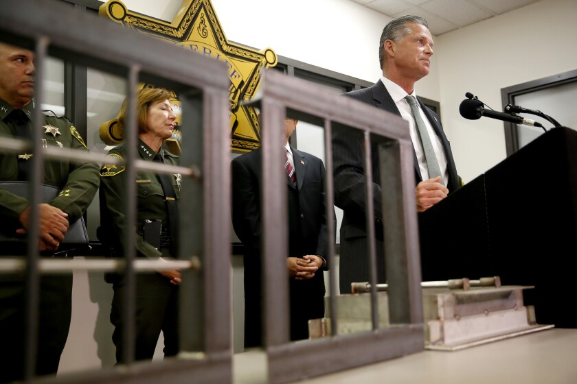 Orange County sheriff outlines security upgrades after jail
