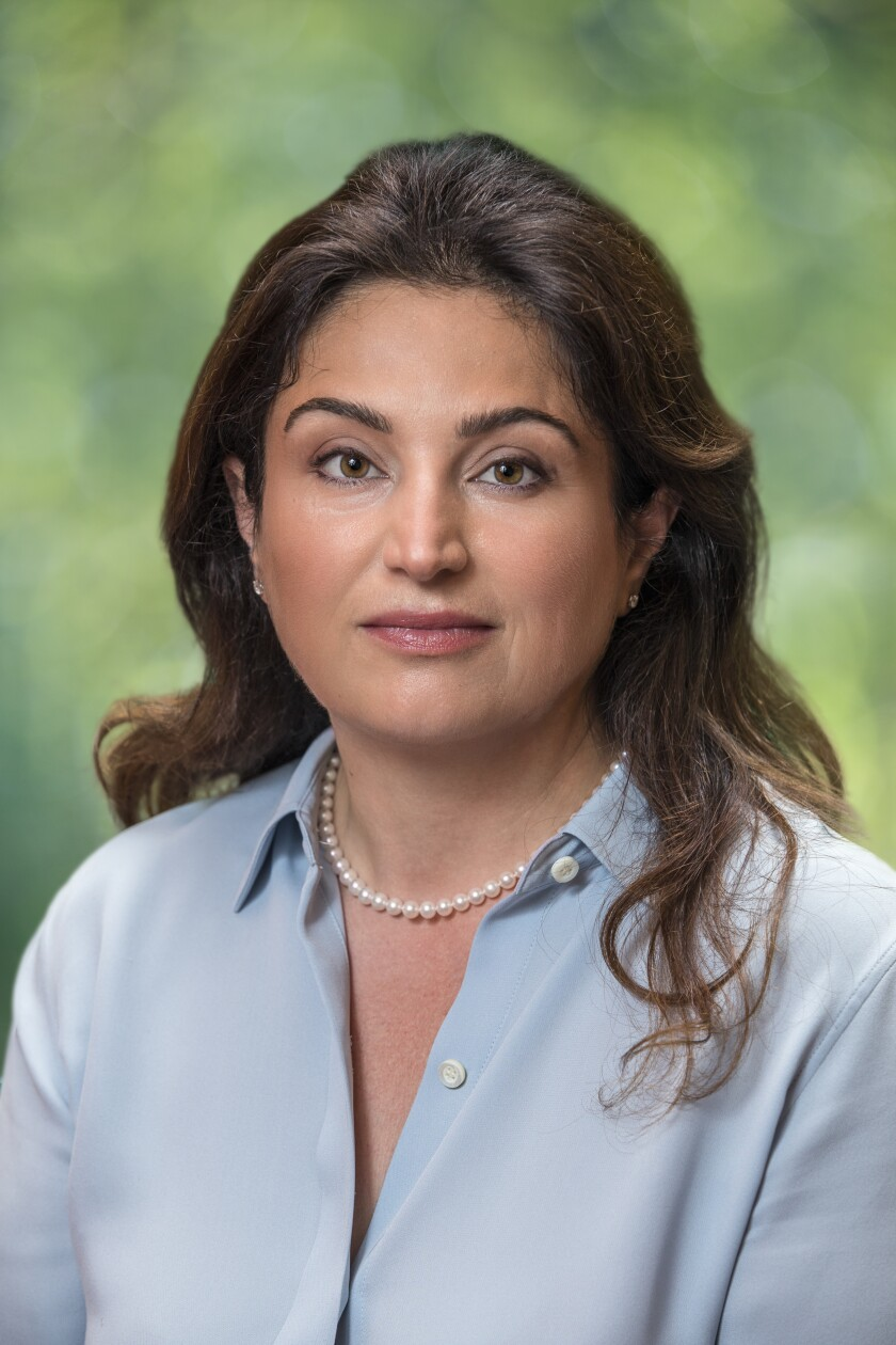 Dr. Anna Kulidjian uses a new approach to hip replacement surgery in La Jolla.