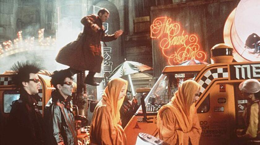 """Harrison Ford in 1982's """"Blade Runner."""""""