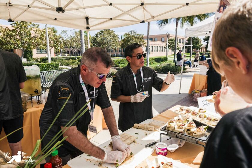 The Seany Foundation's Chef's Fest gathers the region's top chefs to create dishes specifically for the event. Attendees of all ages sample each dish to vote on the winner while raising money for camps for children and families affected by cancer.