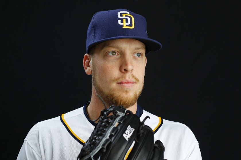 Buddy Bauman's debut with the Padres earlier this month lasted all of one pitch.