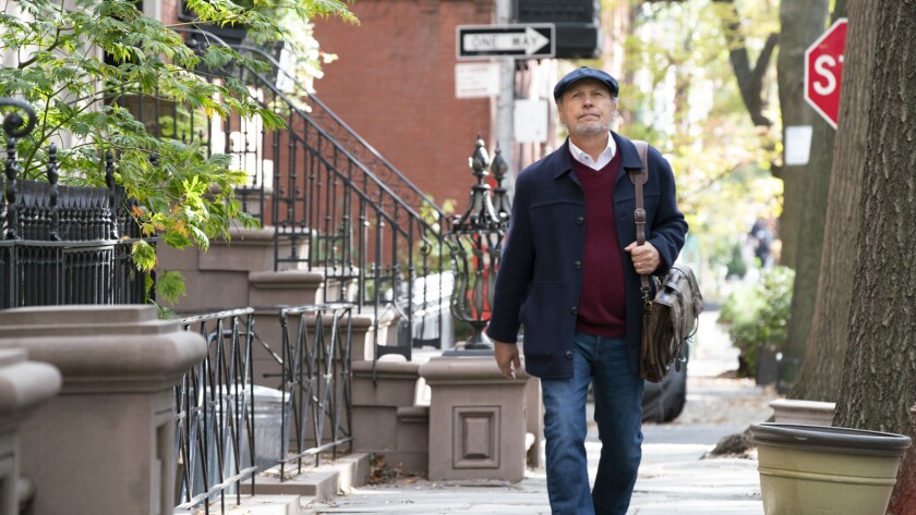 Here Today' review: Billy Crystal … but not much else - Los Angeles Times