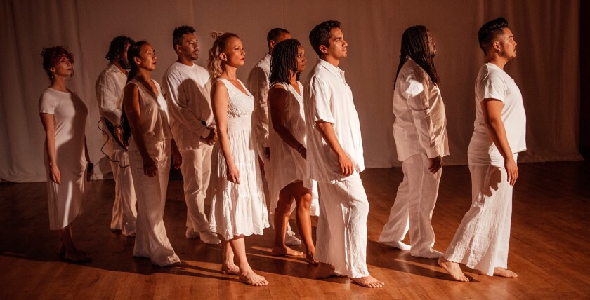 "BKSoul returns to the San Diego International Fringe Festival with ""Get Free."""