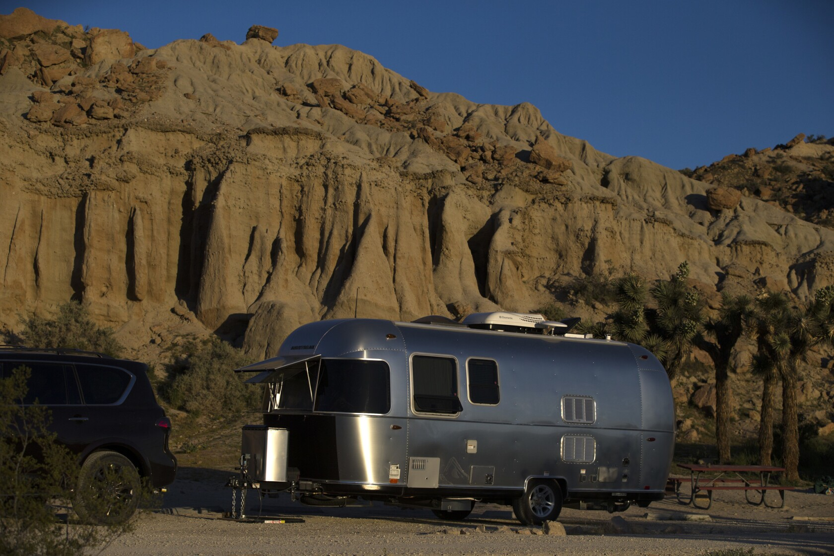22 feet of fun fraught with fear — that was our Airstream