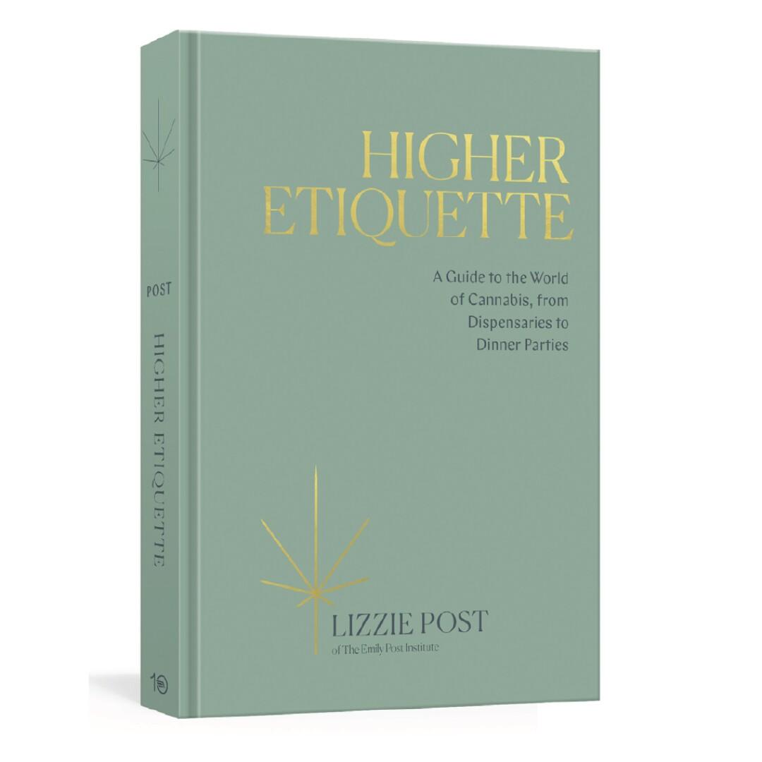 Higher Etiquette book