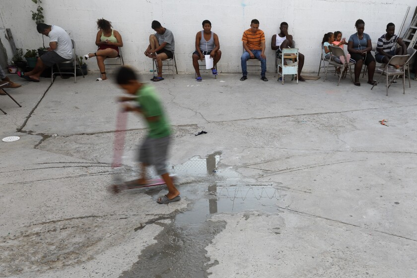 Mexico Living in Limbo