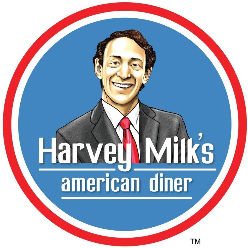 Logo for new diner.