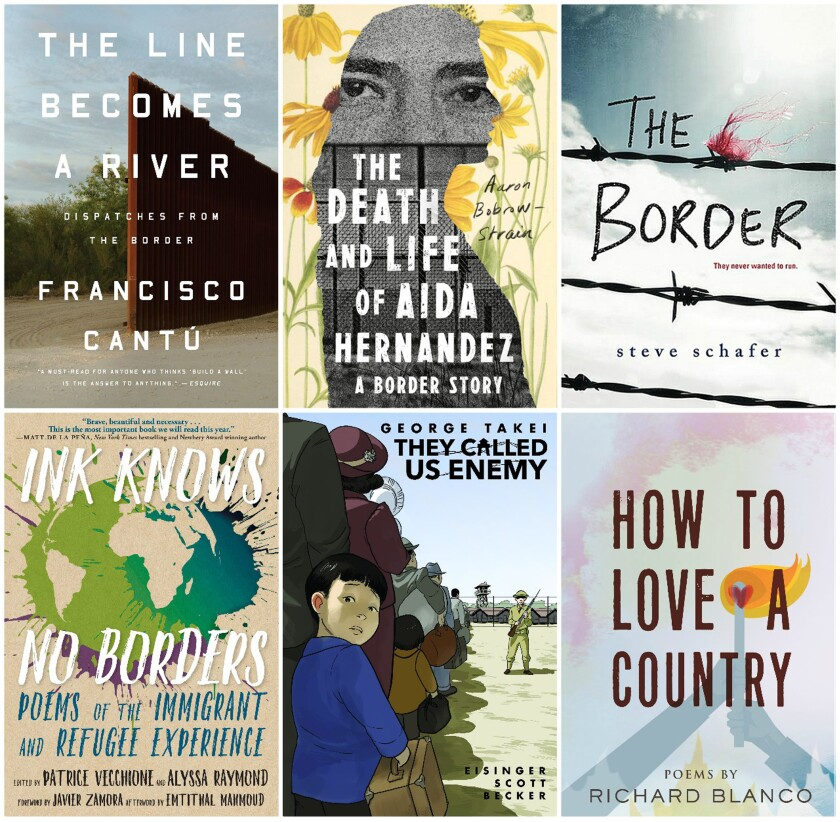 Author Adriana E. Ramirez compiles a reading list of favorite immigration stories.