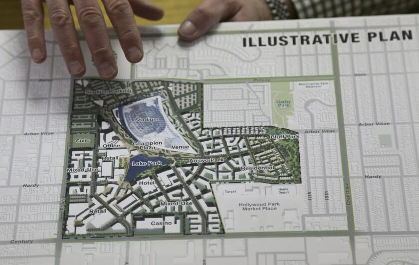NFL Inglewood plans