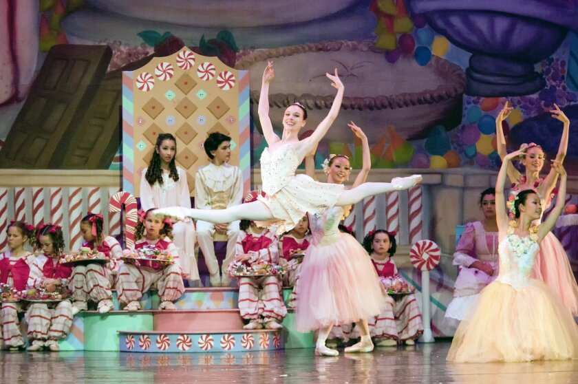 "San Diego Ballet's ""The Nutcracker"""