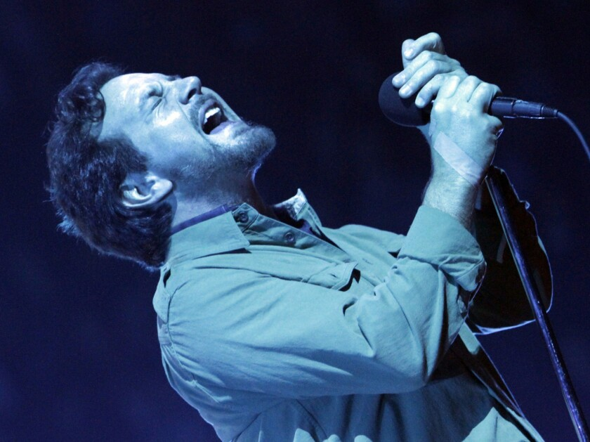"Pearl Jam announced that it was postponing its North American tour due to concerns over coronavirus. ""It's gonna get worse before it gets better,"" the band wrote in a statement."