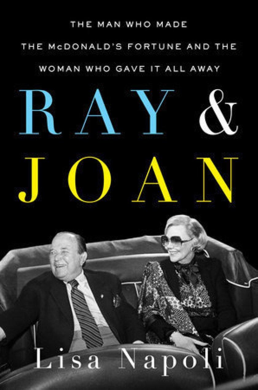'Ray and Joan' by Lisa Napoli