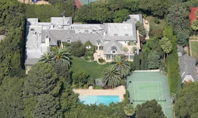 Pop icon Madonna rebuilt and expanded her Beverly Hills residence during her tenure.