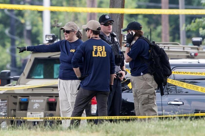 Las autoridades documentaron más de 7.000 delitos de odio en 2017, un 17 % más que el año anterior y la tercera subida anual consecutiva, según un informe publicado hoy por el Buró Federal de Investigaciones (FBI). EFE/Archivo