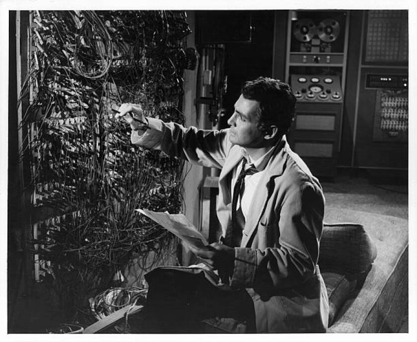 """David Hedison In """"The Fly"""""""